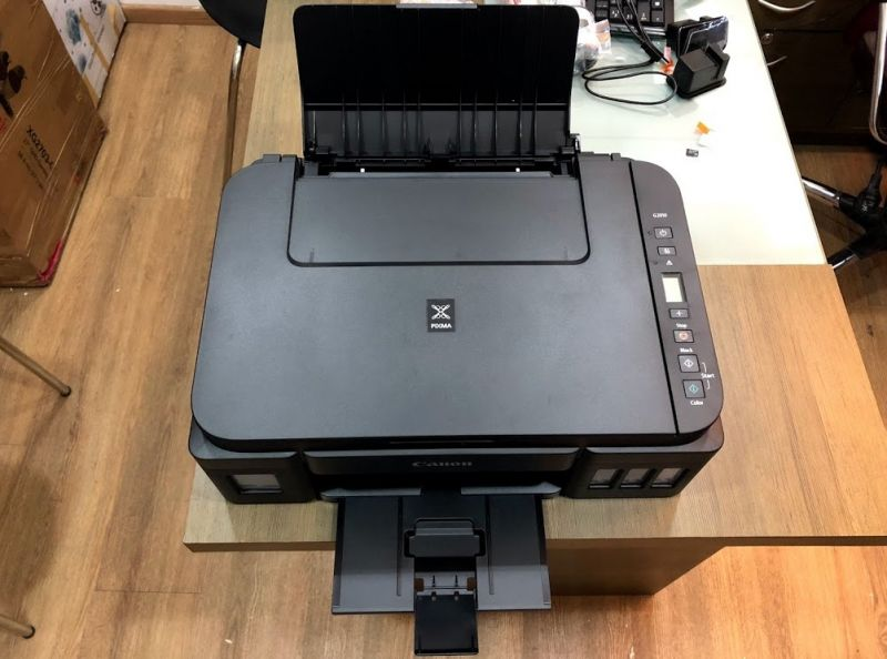 Canon Pixma G2010 Ink Tank AIO review: Fill it, shut it, forget it
