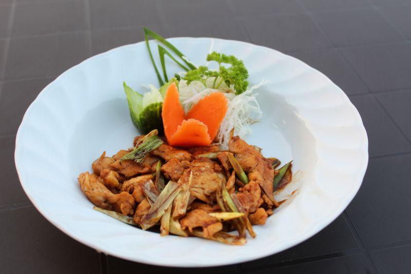 Chicken Shogayaki