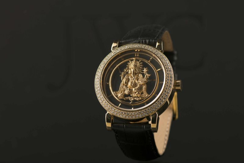 JWC Ganesha watch
