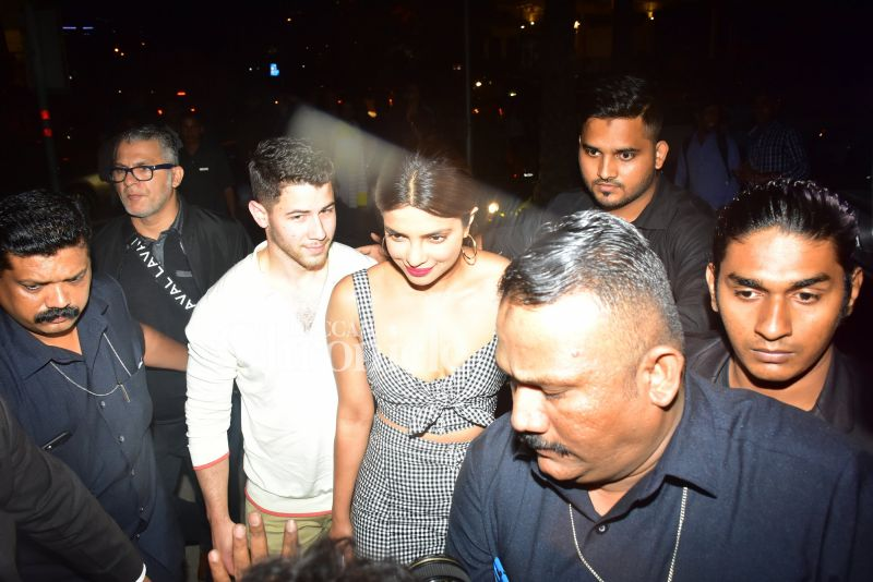 No hiding this time: Priyanka, Nick walk hand-in-hand, her mom accompanies couple