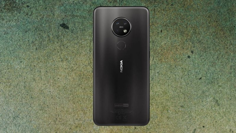 Nokia 7.2 product shots