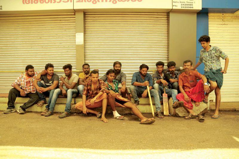 The actors of Vattam