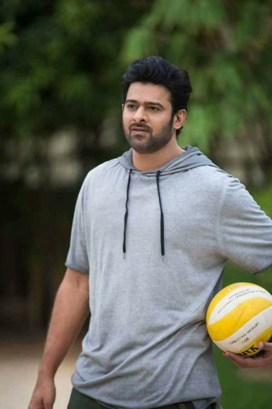 Prabhas changes his cover picture on Facebook and fans go gaga over him