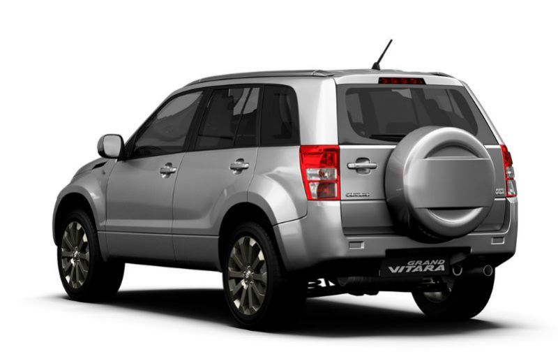 Where Is A Suzuki Vitara Made