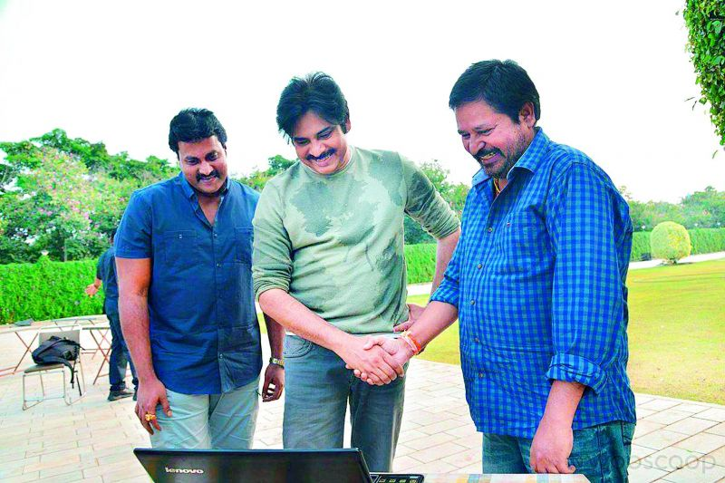Pawan Kalyan launches the teaser of 2 Countries
