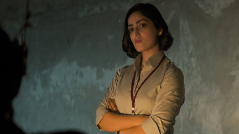 Yami Gautam in the still from URI.