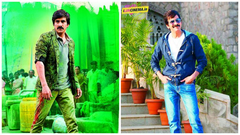 Actor Ravi Teja hasn't experimented with his look