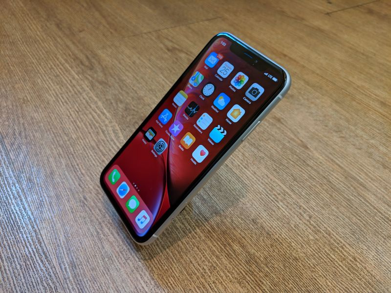iPhone XR first impressions