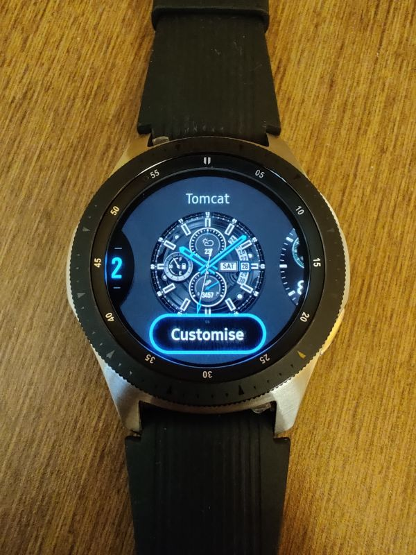 Samsung Galaxy Watch LTE