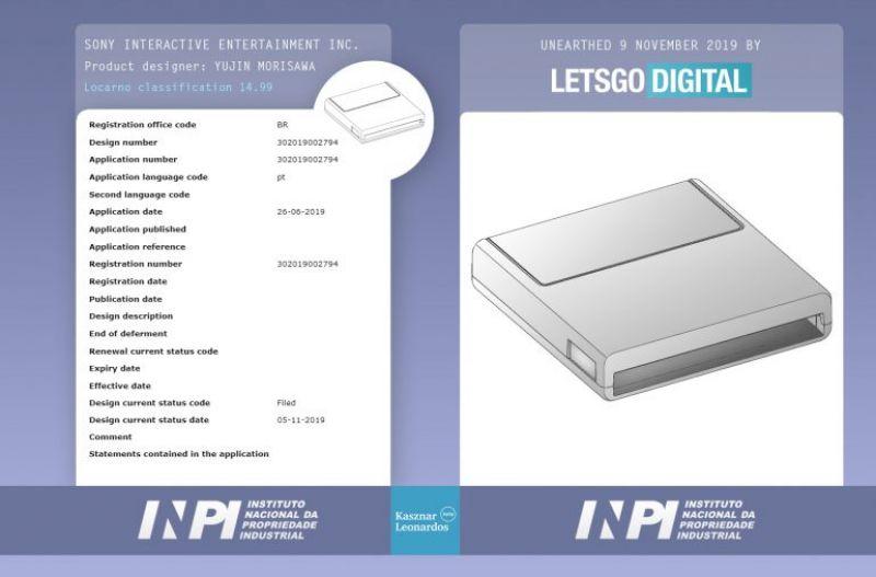 Sone new cartridge-console design