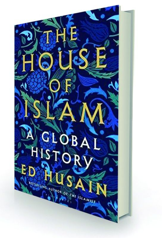 The House of Islam:  A Global History by Ed Husain Bloomsbury, Rs 2,304