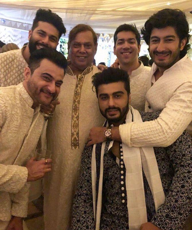 Inside pictures of Sonam Kapoor's Sangeet ceremony. (Photo: Instagram)