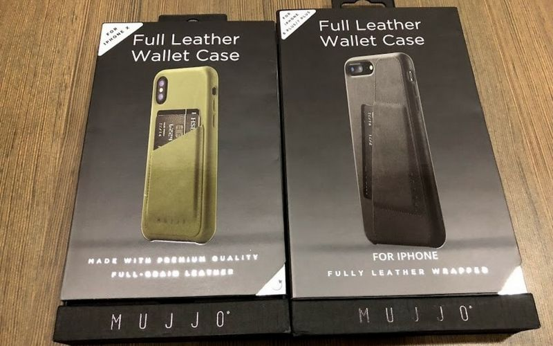 promo code d91f7 94459 Mujjo leather wallet case review: A premium iPhone companion