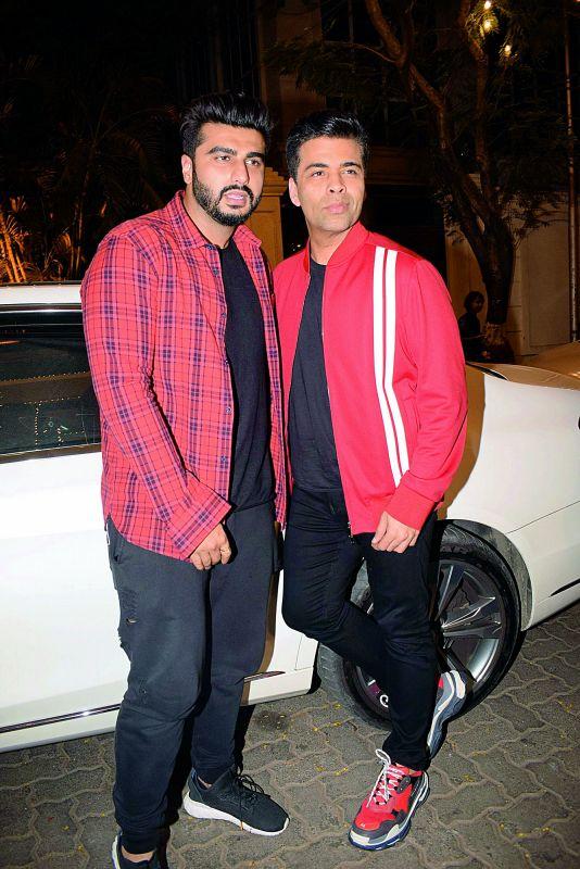 Arjun and Karan