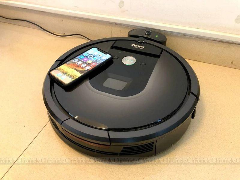 iRobot Roomba 980 review (Deccan Chronicle)