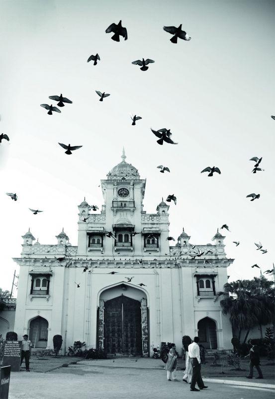 Chowmohalla palace