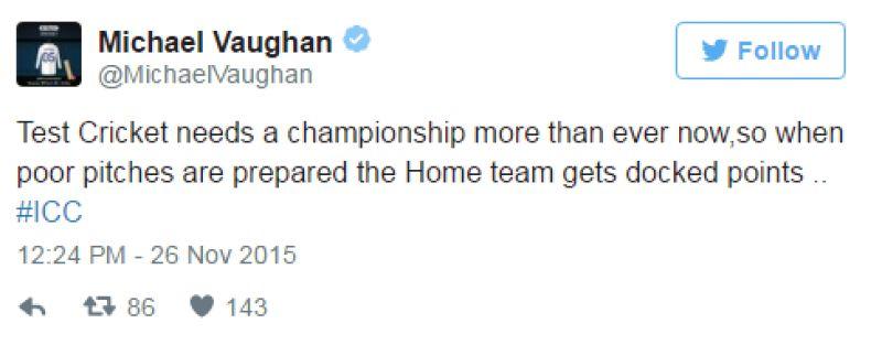 Michael Vaughan 3