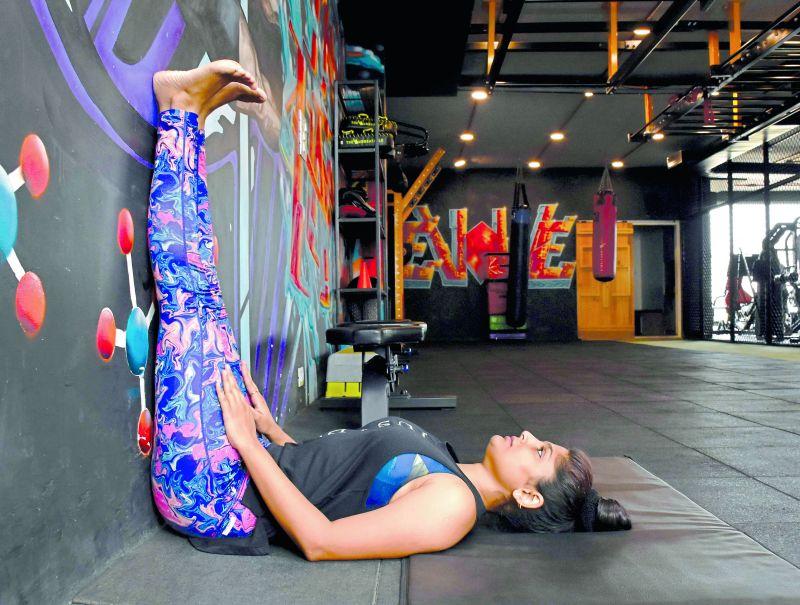 Viparita Karani (Legs Up The Wall)