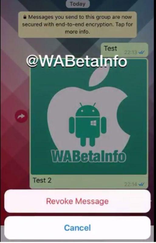 Photo: WABetaInfo