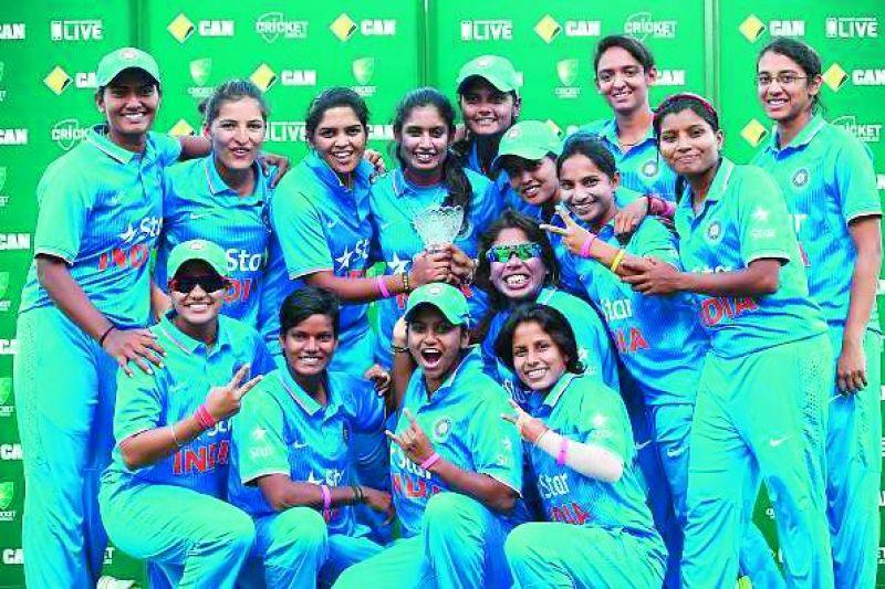 India women's National cricket team.