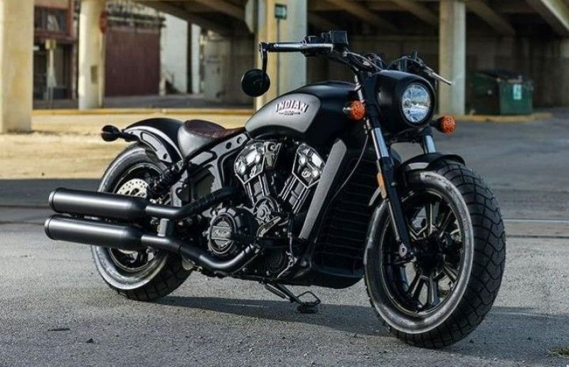 Indian Scout Bobber Bookings Open