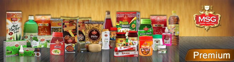 MSG products