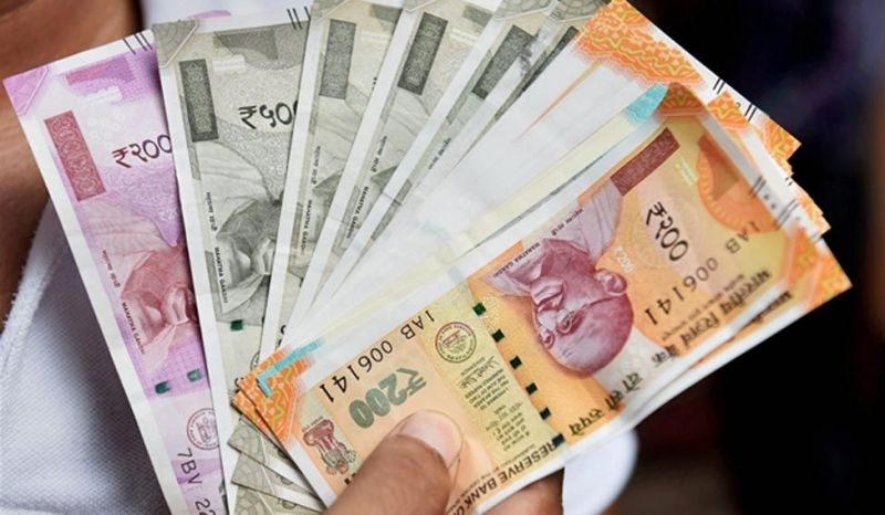 Image result for 200 and 50 new note