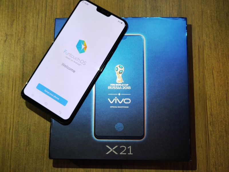 Vivo X21 review (Deccan Chronicle)