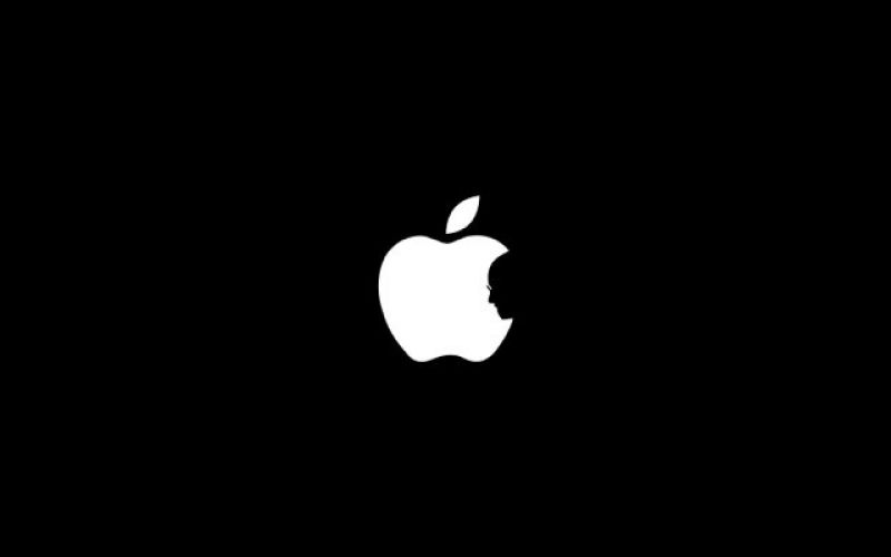 Steve Jobs tribute designed by Jonathan Mak