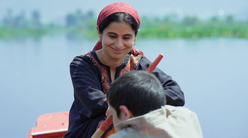 Rasika Dugal as Israt in Hamid.