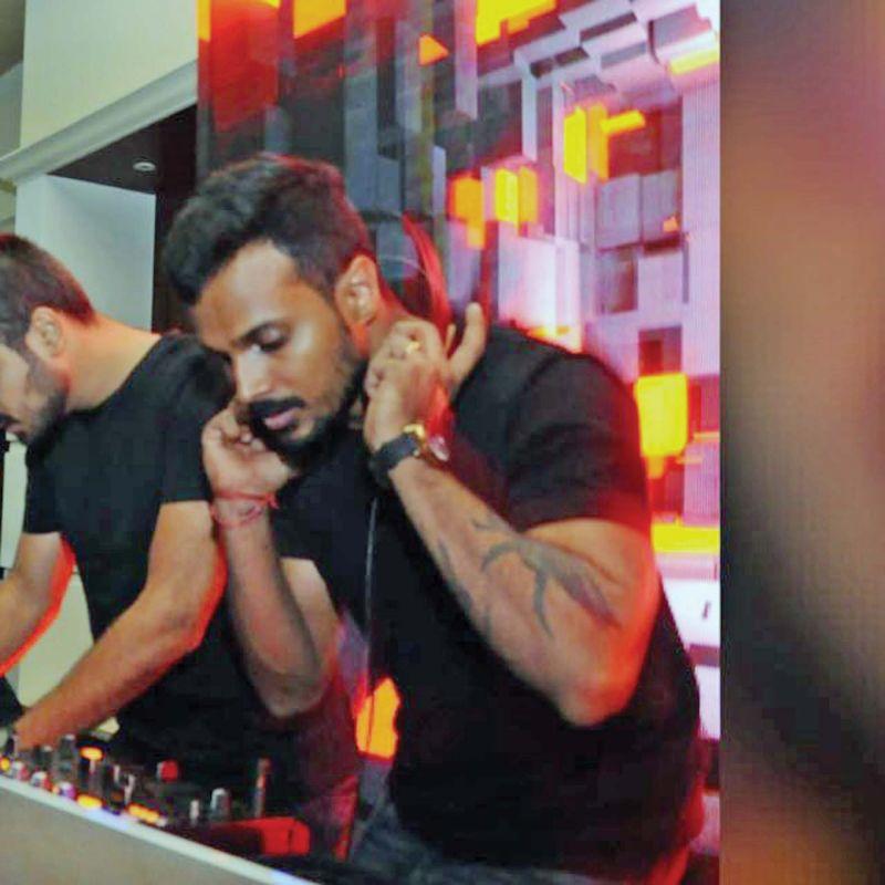 DJ Arjun Hora