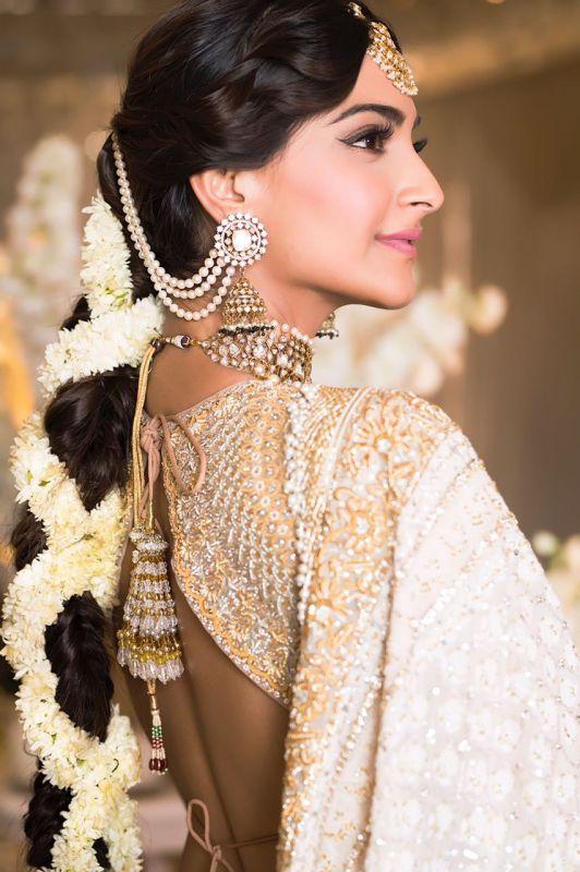 Sonam Kapoor at her Sangeet.