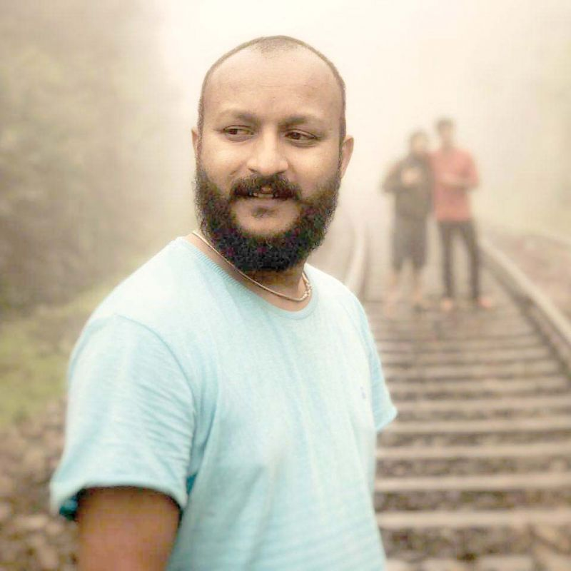 B.S Pradeep Varma,