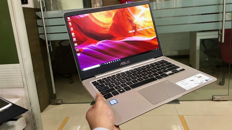 ASUS VivoBook S14 Review: Style complementing power