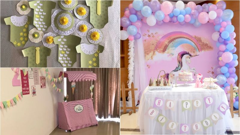 Baby Shower Decor Mumbai ~ Sparkle in mumbai: catering to peoples party needs