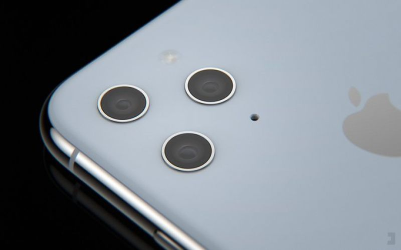 Apple iPhone 11 concept renders no camera bump