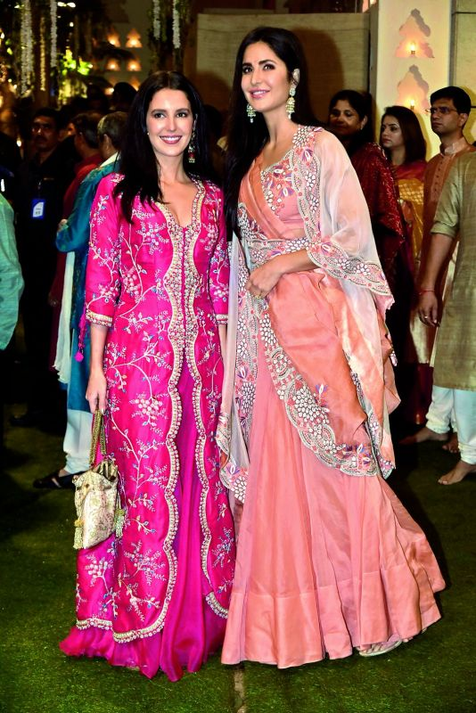 Isabella and Katrina Kaif