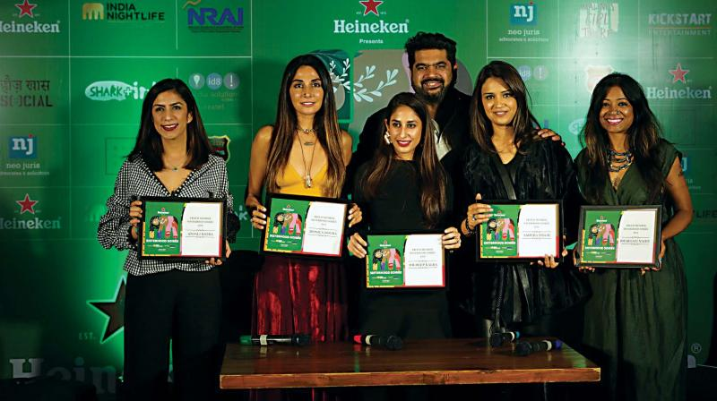 This is the third edition of the Sisterhood Soiree in India - the first one was hosted in Delhi, followed by Mumbai.