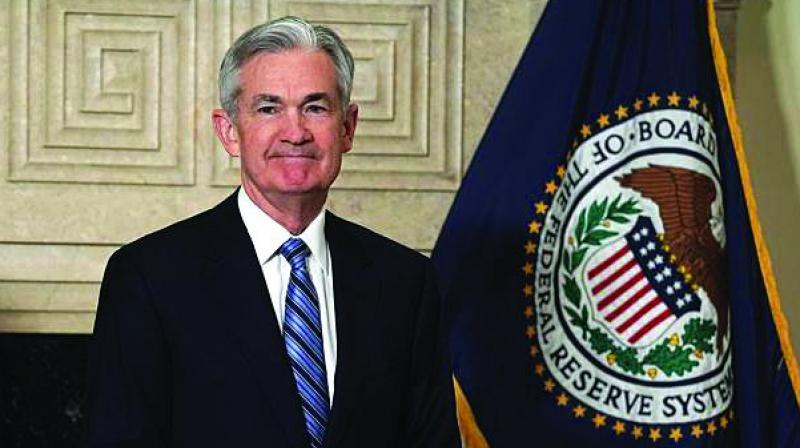 Jerome Powell, Chairman, US Fed