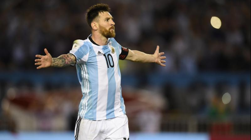 2018 World Cup Lionel Messi s last chance as Argentina prepare for ... 335273402