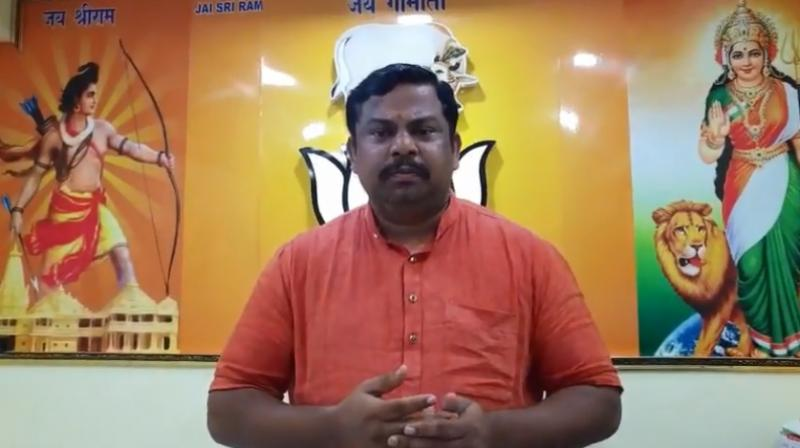 In a video message, Singh, legislator from Goshamahal, demanded that Chief Minister K Chandrasekhar Rao review the decision to appoint Khan, a senior All India Majlis-e-Ittehadul Muslimeen leader, as pro-tem speaker. (Photo: File)