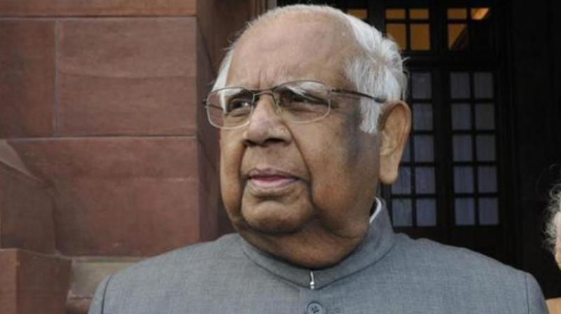Somnath Chatterjee, one of the longest-serving parliamentarians in India, was not keeping well from the last few months. (Photo: File | PTI)