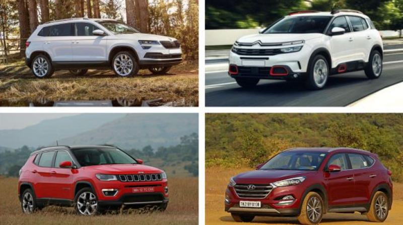 We expect it to be priced in the Rs 20 lakh - Rs 25 lakh range.