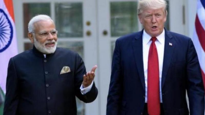 Prime Minister Narendra Modi, who left on a week-long visit to the United States has expressed confidence that his visit would present India as a vibrant land of opportunities, a reliable partner and a global leader.  (Photo: File)