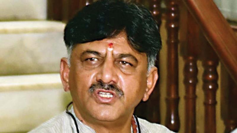 D K Shivakumar