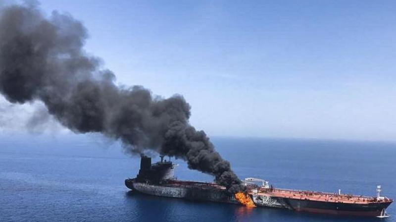 Iran vows response to attack on tanker off Saudi coast