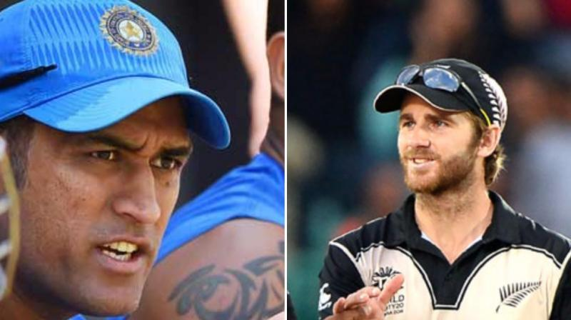 Kiwis would be hoping that change of outfit colour would also change their fortunes as they begin their five match ODI series against India. (Photo: PTI/AFP)