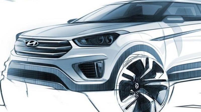 The second-gen Creta can be considered Hyundai's version of the Kia Seltos.