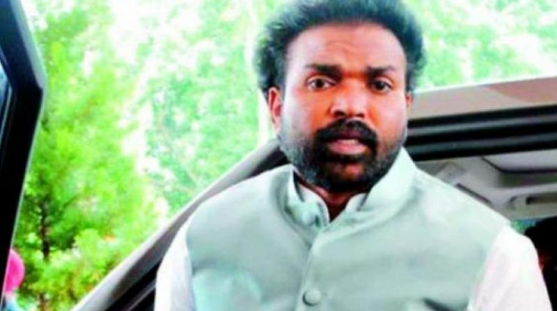 BJP MLA B Sriramulu today retracted his statement, saying he never supported division of the state. (Photo: File)