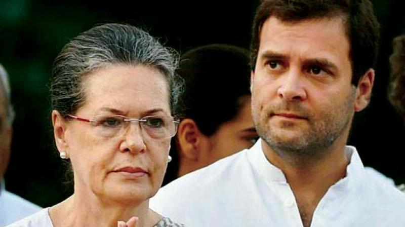 Sonia rallies opposition against Modi
